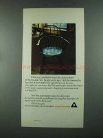 1972 Allied Van Lines Ad - Grandfather Made Chair