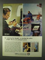 1972 ESB Rayovac and Willard Snowmobile Batteries Ad