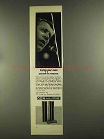 1972 Shure Vocal Master Sound System Advertisement - Speech
