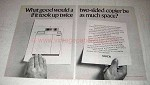 1972 Xerox 4000 Copier Ad - What Good a Two-Sided