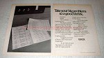1972 Xerox 7000 Reduction Duplicator Ad - A Good Shrink