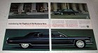 1973 Cadillac Fleetwood Seventy-Five Ad - The Flagship