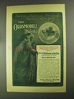 1903 Oldsmobile Car Ad - Mother Shipfon's Prophecy