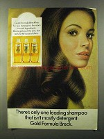 1973 Gold Formula Breck Shampoo Ad, Ralph W. Williams