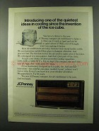 1973 JCPenney 5000 BTU Air Conditioner Ad - Quietest
