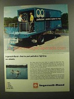 1973 Ingersoll-Rand IMPCO Pollution Control System Ad