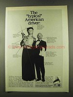 1973 GM Tilt-Wheel and Tilt & Telescope Steering Ad - American
