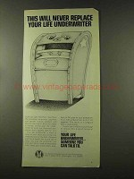 1973 National Association of Life Underwriters Ad