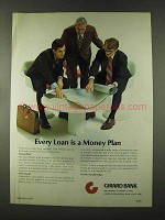1973 Girard Bank Ad - Every Loan is a Money Plan