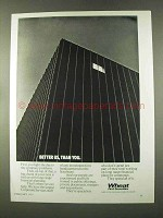 1973 Wheat First Securities Ad - Better Us, Than You