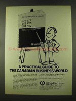 1973 Canadian Imperial Bank of Commerce Ad - Guide