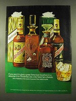 1973 Old Fitzgerald Bourbon Ad - Great American Bourbon