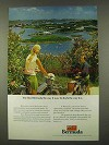 1973 Bermuda Tourism Ad - You Liked The Way it Was