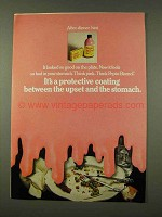 1973 Pepto-Bismol Medicine Ad - After-Dinner Hint