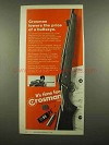 1974 Crosman Model 70 Air Gun Ad - Lowers the Price