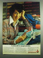 1974 Sherwin-Williams Paint Carpeting Wallcoverings Ad
