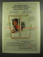 1974 Andersen Perma-Shield Windowalls Windows Ad
