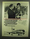 1974 Delta Airlines Ad - Richard Price