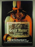 1974 Grand Marnier Liqueur Ad - We'll Merge