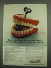 1974 Crest Tooth Paste Ad - They're Lots of Laughs