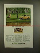 1964 International Harvester Scout Ad - Out for Fun!!