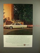 1965 Cadillac Car Ad - Sometimes Outnumber Them All!!