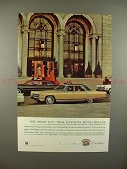 1966 Cadillac Car Ad - You'd Think Everybody Drives!!