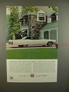 1967 Cadillac Car Ad - Already Most Acclaimed of Time!!