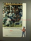 1968 USF&G Insurance Ad w/ Dallas Cowboys, Don Meredith