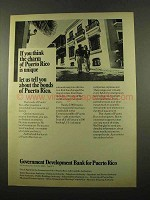 1975 Government Development Bank for Puerto Rico Ad