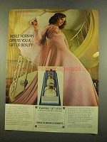 1975 Merle Norman Cosmetics Ad - Gift of Beauty