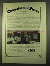 1975 TRW Systems Group Ad - Minerals Mini-Computers