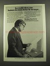 1975 Dow Jones News Service Ad - Be On Target