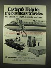 1975 Eastern Airlines Ad - Help for Business Traveler