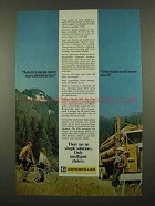 1975 Caterpillar Tractor Co. Ad - Recreational Areas