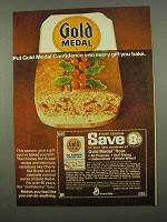1975 Gold Medal Flour Ad - Confidence