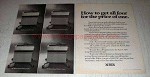 1975 Xerox 3100 Large Document Copier Ad - Get All