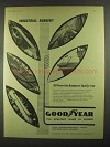 1959 Goodyear Ad - Industrial Rubber