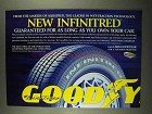 1996 Goodyear Infinitred Tires Ad - Wet-Traction