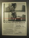 1977 Savin 780 Copier Ad - Where Xerox Used to Be