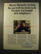 1977 Hammermill Papers Ad - Morris Michaels Can Help