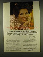 1977 Avon Products Ad - I Became Representative