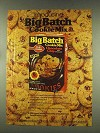 1977 Betty Crocker Big Batch Cookie Mix Ad