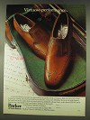 1977 Barker of Earls Barton Dalkeith Shoes Ad