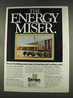 1977 Stran Buildings Ad - The Energy Miser