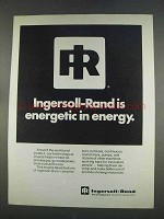 1977 Ingersoll-Rand Machinery Ad - In Energy