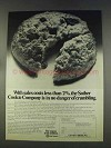 1977 Bell System Ad - Sather Cookie Company
