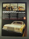 1977 Dodge Magnum XE Ad - Exciting New Car-Napper