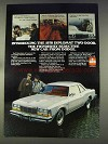 1978 Dodge Diplomat Medallion Two-Door Car Ad