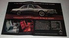 1977 2-page Chrysler LeBaron Ad - A Car This Luxurious